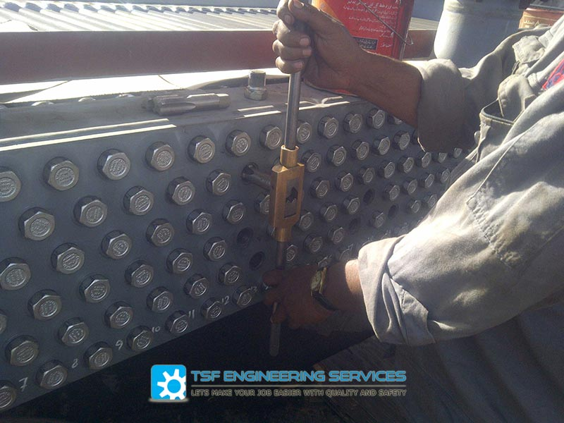 Gas To Air Cooler : Fin fan industrial air cooler tsf engineering services