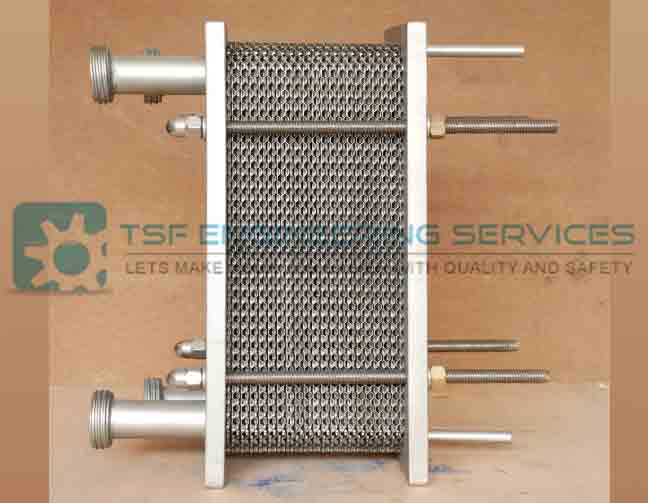 Plate Type Heat Exchanger Tsf Engineering Services