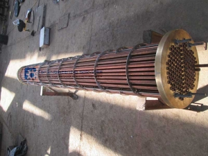 Oil Cooler for compressor