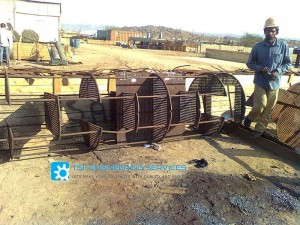 repairing of heat exchanger