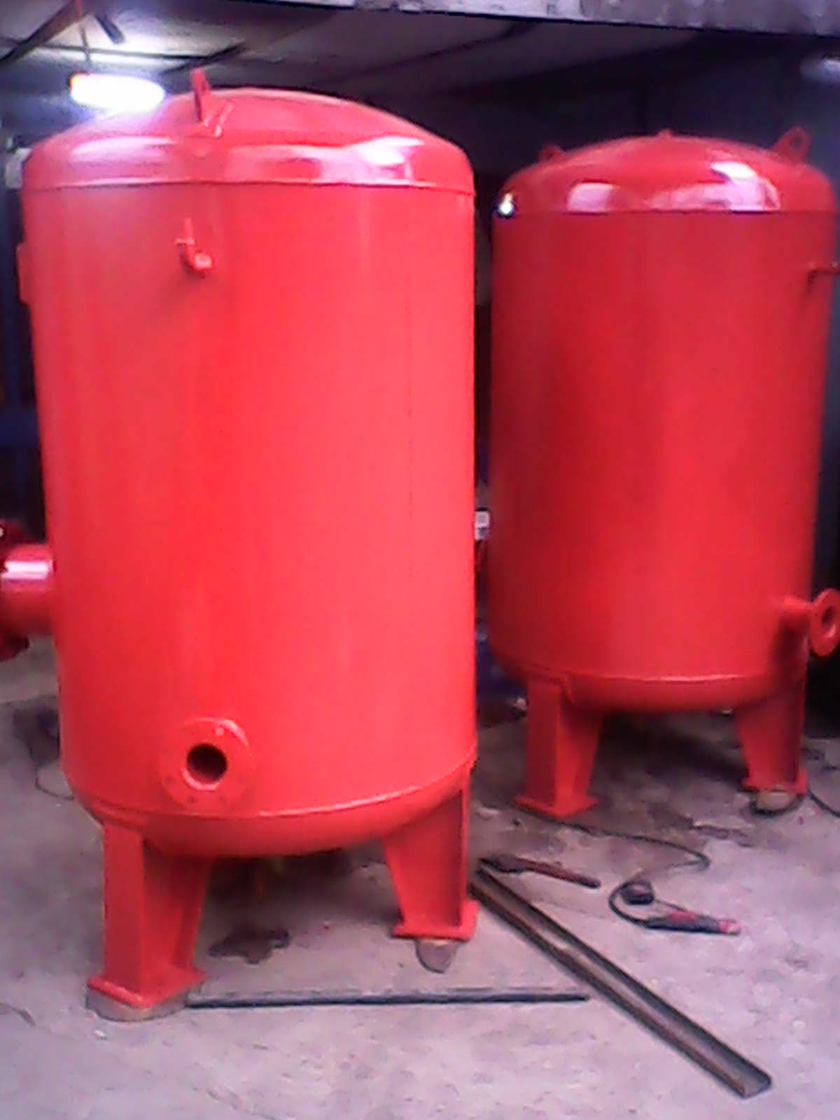 Air Receiver Tank Tsf Engineering Services