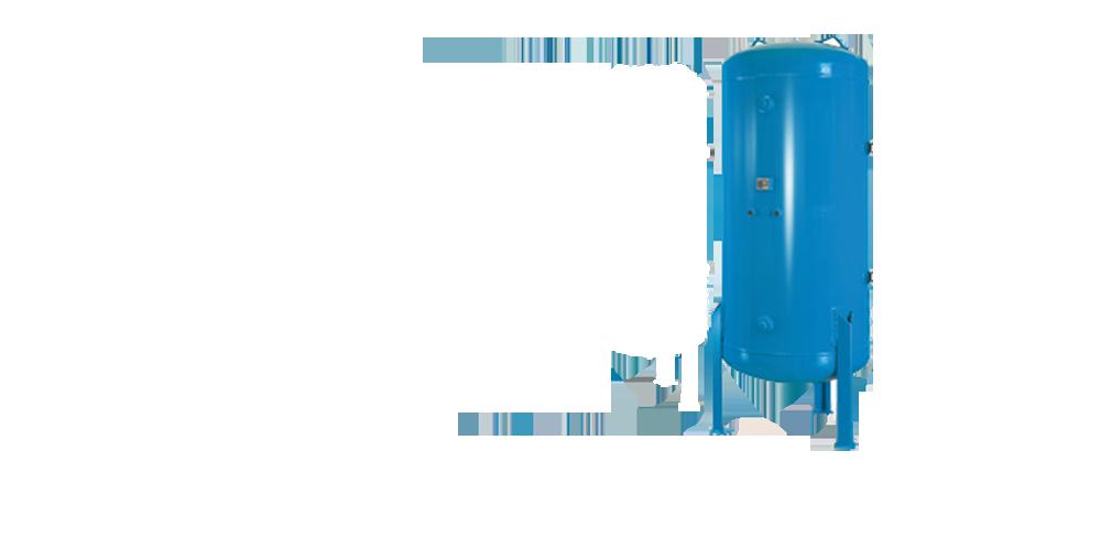 air receiver tanks